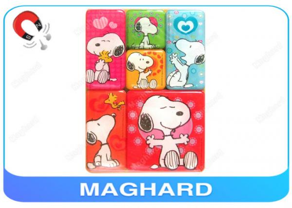 Unusual Magnetic Epoxy Magnet with Gifts Promotional Items memo holder; Tourist Images