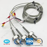 China high temperature range of repuestos guascor temperature pt 100 pt1000 sensor on sale