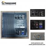 DP-2308, 400W + 400W + 800W 3CH amplifier, 2.1 system 800W subwoofer amplifier
