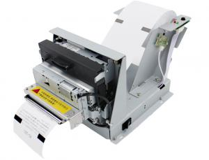 China Automatic cutter Impact Dot Matrix Journal Printer / color dot matrix printer on sale
