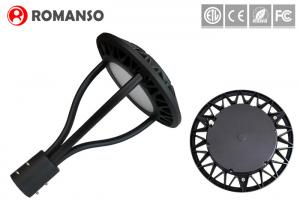 China Pole Mounted LED Circular Area Lights , 100W Large Area Outdoor Lighting on sale
