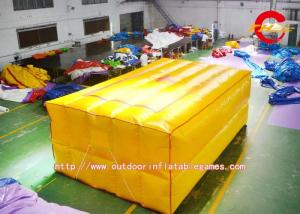 China Outdoor Emergency Inflatable Air Cushion High-rise Buildings on sale