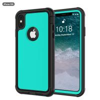 Tough Multi Color Silicone Cell Phone Cases , Durable Black Iphone Case