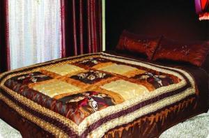 China 3 PCS Patchwork Comforter Bedding Sets on sale