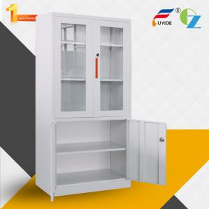 storage cabinets with glass sliding door 4 adjustable shelves fyd rh ouzheng sell everychina com