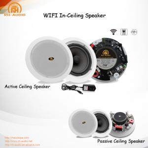 Rh Audio Wifi Wireless Smart Ceiling Speaker With Rj45 Port