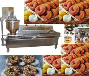 China Donut Making Machine on sale