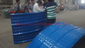 China CNC Aluminum Profile Arch Bending Machine With 4.0KW Hydraulic Cutting supplier