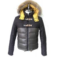 Breathable Fur Lined Leather Jacket