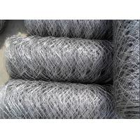 China Galvanized Hexagonal Wire Mesh , Chicken Wire Fencing For Poultry Farming on sale
