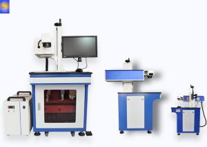 China 10W UV Laser Marking Machine For Glass Plastic Ceramic High Precision Engraving on sale