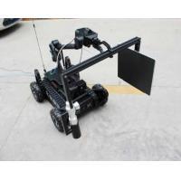 500m Wireless Control Bomb Detection Robot, Explosive Bomb Disposal Robot