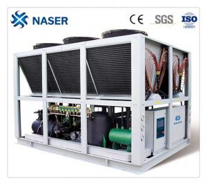 China air cooled screw compressor water chiller on sale