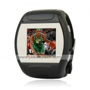 China MQ007 Super Cool Qaud Band Watch Touch Screen Cell Phone on sale