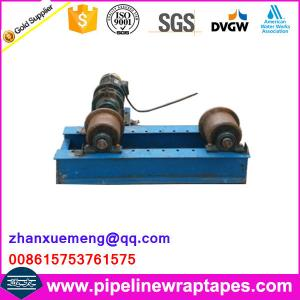 China Pipeline Tape Hand Wrap Machine on sale