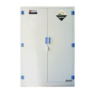 China PP Acid Corrosive Storage Cabinets Special Specifications Customized on sale