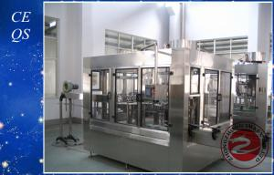 China Automatic Carbonated Drink Filling Machine ,18 Heads 4500b/h on sale