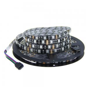 China Kitchen Cabinet Indoor LED RGB Strip Lights SMD5050 Colour Changing For Party on sale