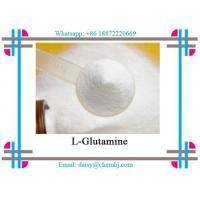 CAS 56-85-9 white L-Glutamine Natural Vitamin Powder Natural Sport Nutrition Supplements