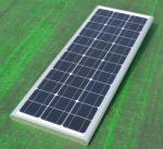 18V / 100W All In One Solar LED Street Light With Independent IP65 Battery Box