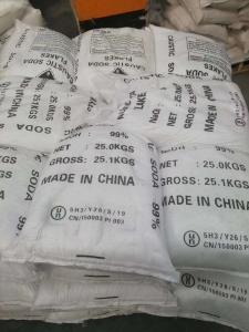 China CAUSTIC SODA FLAKES 99% RAYON GRADE CAUSTIC SODA FLAKES 99%(SODIUM HYDROXIDE) CAUSTIC SODA MARKET PRICE on sale