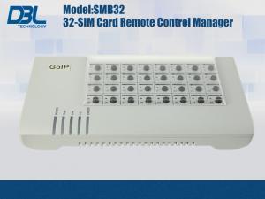 China GoIP 4 / 8 / 16 Remote SIM Bank Free SIM Server , 32 SIM Card Slots on sale