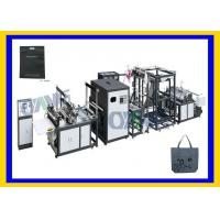 Full Automatic Nonwoven Bag Making Machine / Bag Manufacturing Machine