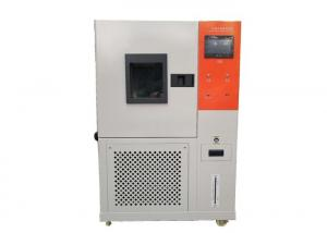 China 3a Current Environment Test Box Constant Temperature And Humidity Test Chamber on sale