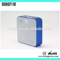 6600mah credit card size power bank ,universal power bank with fc ce rohs