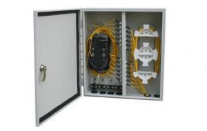China Square Shaped Telecommunication Box , FTTH Terminal Distribution Box on sale