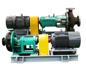 China High Pressure Chemical Process Pump Self Priming for Paper Making Industry on sale