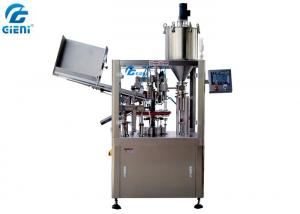 China Factory Price Semi Automatic Tube Filling and Sealing Machine for Makeup Cream on sale