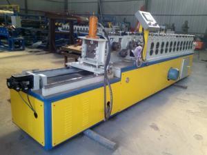 China Drywall Ceiling Stud Light Steel Keel Roll Forming Machine , Keel Making Machine on sale