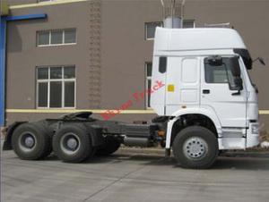 China 6 X 4 Wheel Howo Head Heavy Duty Truck With 430 Diaphragm Spring Clutch on sale