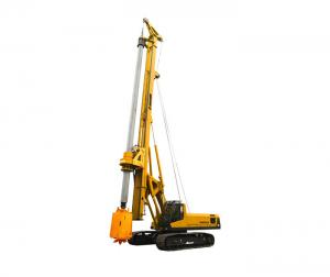 China Rock Drilling Rig Machine , Drilling Rig Equipment  1500mm Drilling Diameter on sale
