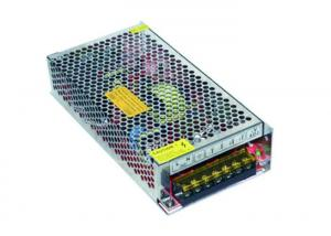 China Aluminum AC DC Switching Power Supply 12V 150W With 47~63HZ Frequency on sale