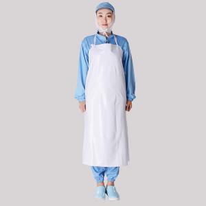 China Unisex Professional Chef Aprons , PVC Waterproof Aprons For Adults on sale