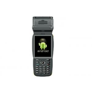 China Wireless Android Windows Mobile Handheld Devices Thermal Printer With Sim Card on sale