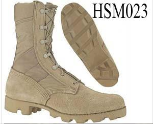 China African forces desert area special mission breathable army boots for muddy land on sale