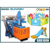 Accumulating Plastic Toy Making Machine , 62KW Plastic Chair Moulding Machine SRB100N