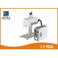 Portable 3d Laser Marking Fiber Optic 50w Fiber Laser Marking Machine