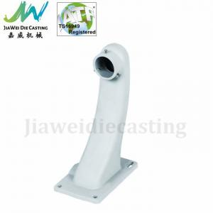 China IP66 Powder Coating Surveillance Camera Parts Diecast Aluminum Material Made on sale