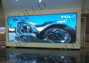 China Professional SMD HD Led Tv Display Panel , HD Large Led Curtain Display on sale