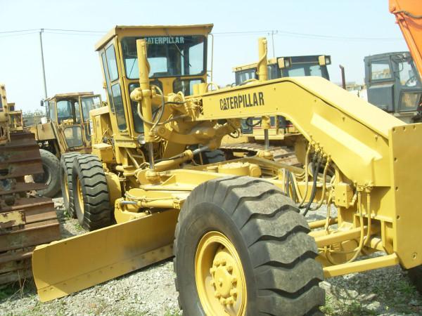 Used Grader 14G Caterpillar Motor Grader Images