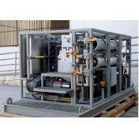 Customized Cruise Ship Seawater Desalination Machine With ISO / CE Certificate