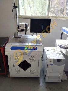 China 355nm UV Laser marking machine on metal and non-metal on sale