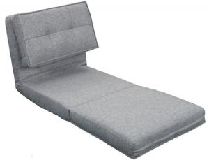 China Convertible Single Bed Sofa Bed / Lightweight Sofa Bed For Living Room on sale