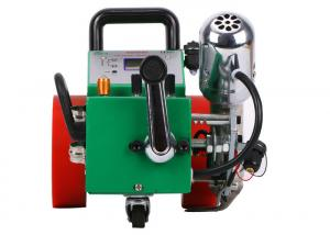 China 15Kg PVC Plastic Welding Machine / Banner Welding Systems Easy Operation on sale