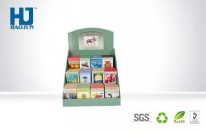 China Small Cardboard Counter Display Boxes for Soap Cigarette Retail in chain store CVS on sale