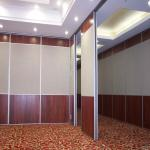 College Classroom Sliding Folding Partitions Panel Thickness 85mm